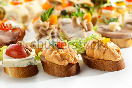 stock-photo-delicious-appetizer-cheese-canapes-selective-focus-206751175